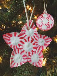 Christmas Crafts For Kids  15 Toilet Paper Roll IdeasChristmas Tree Ornament Crafts