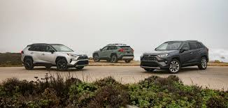All-New 2019 Toyota RAV4 Breaks the Mold for the Segment It Created ...