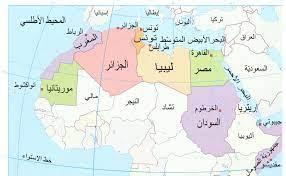 عواصم الدول العربية - عواصم الدول العربية بقارة آسيا وقارة إفريقيا وتعدادها  السكاني