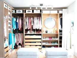 ikea bedroom closet organizers walk in closet a place for everything ikea small closet organizers