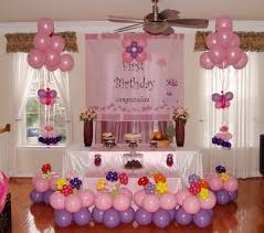 first birthday party set up birthday party ideas pinterest