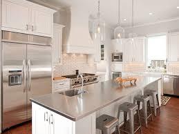 stainless steel kitchen countertop ideas