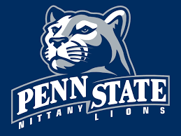 power ranking the five penn state logos onward state 3 the ferocious lion logo