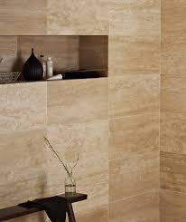 Sandelwood Honed U0026 Filled Travertine 61x30.5 Tile