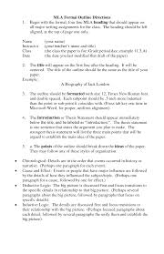 Thesis Statement Examples Mla Format How To Write A Strong Thesis