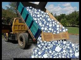 facebook like dump truck. Simple Truck Dump Truck Full Of  With Facebook Like M