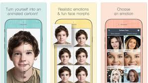 best apps to cartoon yourself on iphone