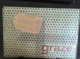 graze subscription box