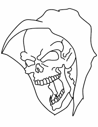 Small Picture Skull Mask Coloring Pages Printable Skull Mask Coloring Pages Free