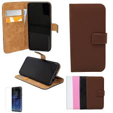 samsung galaxy s9 leather case wallet