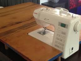 DIY: Sewing Machine Extension Table - And Sew We Craft | Places to ... & DIY: Sewing Machine Extension Table This is a great and portable item.  Quilters should really consider this. I have a permanent extension - -  works great! Adamdwight.com