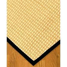 black border sisal rug custom wool rugs 4 x 6 natural area tan handmade 4x6 4x6 sisal rug
