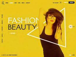 Fashion Banner Women Fashion Banner Creative Headers Website Banner