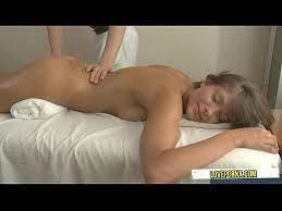 Step Sister Gets Massage