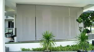 balcony blinds outdoor for your and patio home depot ikea dubai