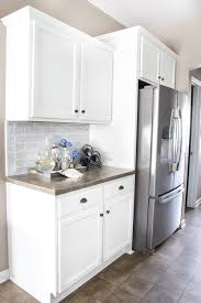 Professional Painting Kitchen Cabinets Gorgeous How To Paint Kitchen Cabinets Like A Pro Bless'er House