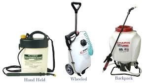 battery powered lawn and garden sprayer operated home depot 2
