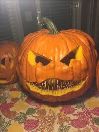 Halloween Carving Patterns Classy Easy Pumpkin Carving Idea With Toothpicks Creative Halloween Ideas