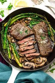 garlic er steak life made keto