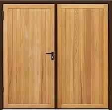side hinged garage doorsSide Hinged Garage Doors by Wessex Garage Doors