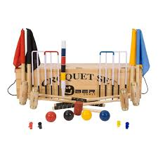 junior executive croquet set