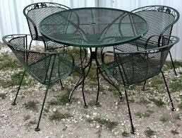 salterini outdoor furniture. Salterini Iron Patio Furniture Outdoor