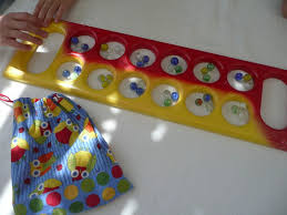 Game With Wooden Board And Marbles How to Play Mancala AKA The Marble Game 96