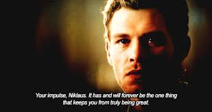 Klaus And His Father Λόγια από σειρές Series Quotes Pinterest Adorable Klaus Mikaelson Quotes