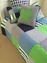 linens n things henry patch boys single bed quilted bedspread coverlet set