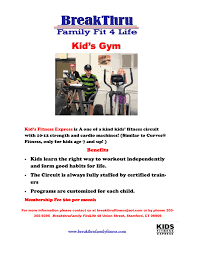 kid s gym