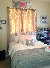 lights to hang in room hanging white lights in bedroom lighted backdrop behind bed girly dorm