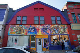 Dazzling murals light up Old South End - The Blade