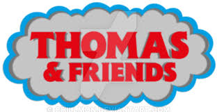 Thomas and Friends Logo (CEWATE) by Chillmon on DeviantArt