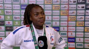 Competing in the −63 kg weight division she won the european title in 2013, the world title in 2014. Ijf International Judo Federation Interview With 5x World Champion Clarisse Agbegnenou Facebook
