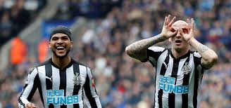 Image result for Newcastle United Jonjo Shelvey