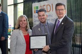 Barker, Padilla and Moore complete rural training program   Community    ashepostandtimes.com