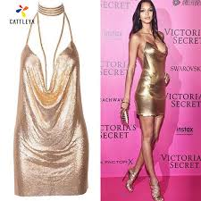 2017 2017 Kendall Jenner Birthday Party Dress Women Backless Christmas Party Dress 2017
