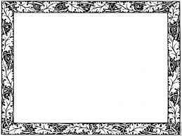 Decorative Borders For Word Similiar Decorative Page Border Templates Keywords