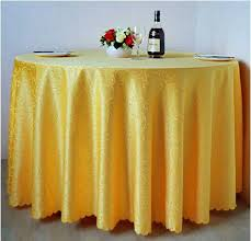 polyester round table cloth fabric rectangular tablecloths for hotel party wedding oilcloth big size tablecloth party