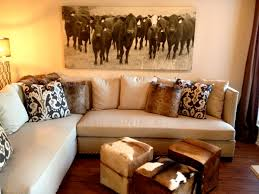 western living room in gallery inspiration