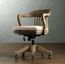 antique wooden office chair. desk vintage oak swivel office chair tag best antique wooden