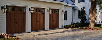 wood garage door. Faux Wood | Composite Garage Doors Door