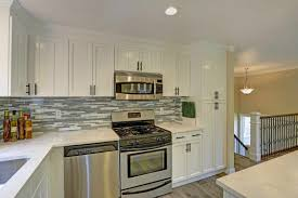 when selecting the best finish for your kitchen appliances consider how the finish works with your cabinets floors lighting design style and budget