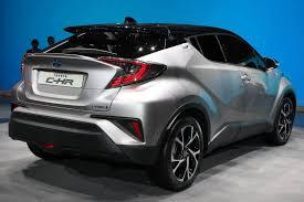 Toyota C-HR will Get 1.2L Turbo, 2.0L And 1.8L Hybrid Engines |
