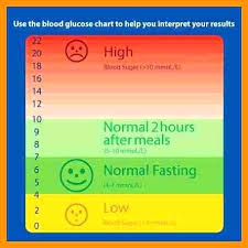 Normal Blood Glucose 2 Hours After Eating Blood Sugar Levels