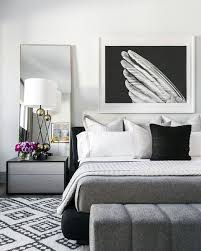 40 Black White Bedrooms Photos And Ideas For Bedrooms With Black Stunning White Bedroom Design