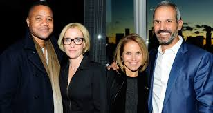 katie couric will marry john molner this weekend john molner