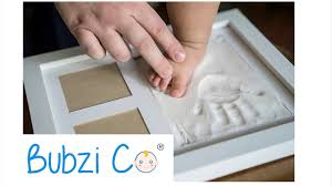 techchecker 142 bubzi hand and foot mould for babies keep for ever mould