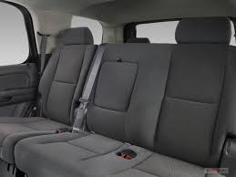 2008 chevrolet tahoe rear seat