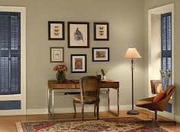 wall color for office. elegant artful home office wall color meditation trim palace white for r